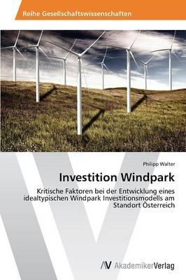 Investition Windpark