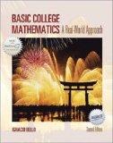 Basic College Mathematics: WITH MathZone
