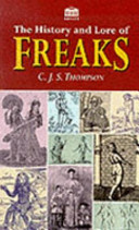 The History and Lore of Freaks