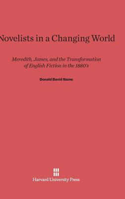 Novelists in a Changing World
