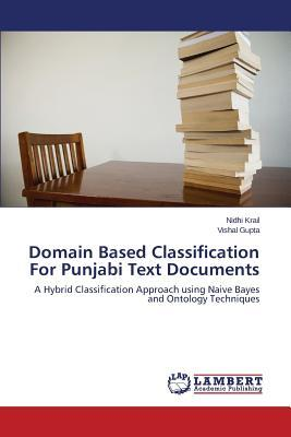 Domain Based Classification For Punjabi Text Documents