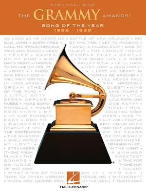 The Grammy Awards Song of the Year 1958-1969