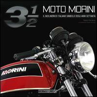 Moto Morini 3 1/2. Il bicilindrico simbolo degli anni Settanta