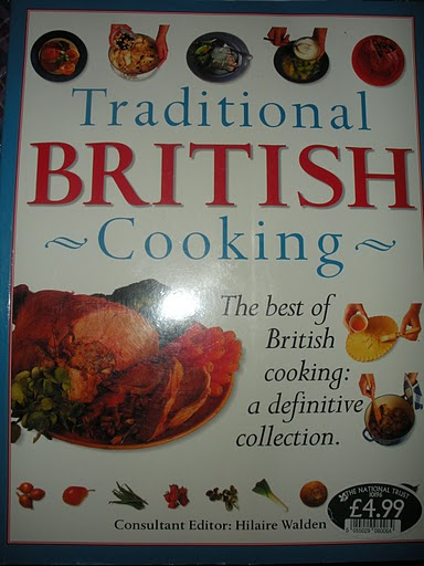 Trditional British Cookiing