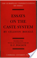 Essays on the Caste System