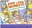 Five Little Monkeys Jumping on the Bed Lap Board Book