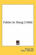 Fables in Slang (1906)
