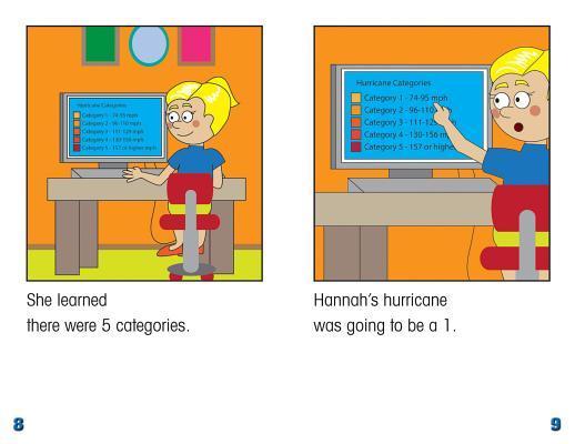 Hannah and the Hurricane