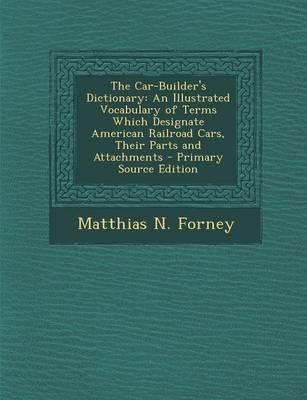 The Car-Builder's Dictionary
