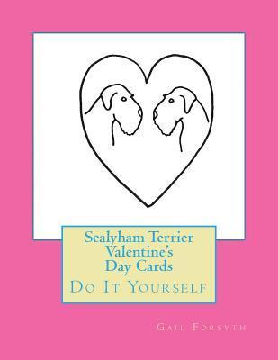 Sealyham Terrier Valentine's Day Cards