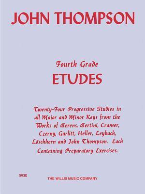 Fourth Grade Etudes, Advanced Level