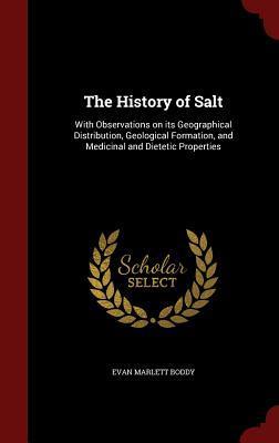 The History of Salt