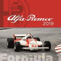 Alfa Romeo Formula 1 2019 Calendar