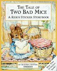 The Tale of Two Bad Mice Sticker Rebus Book