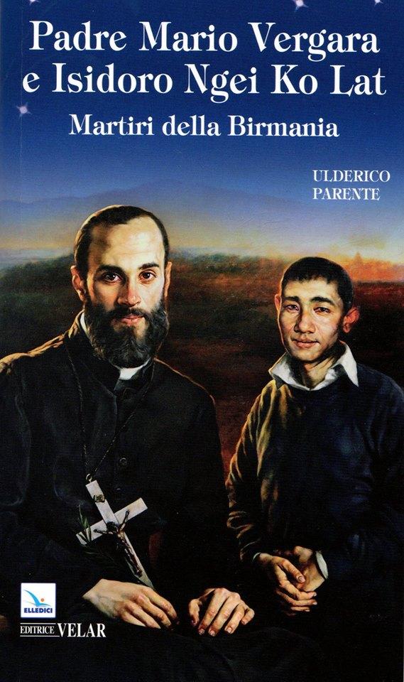 Padre Mario Vergara e Isidoro Ngei Ko Lat