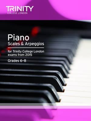 Piano Scales & Arpeggios