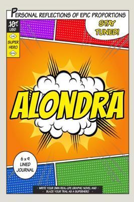 Superhero Alondra Jo...