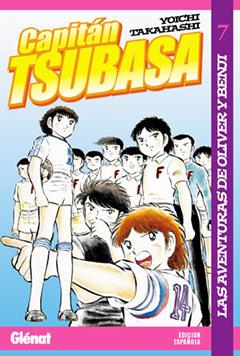 CAPITAN TSUBASA 7/ Captain Tsubasa 7