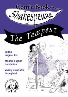 The Cartoon Illustrated Edtion of The Tempest