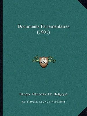 Documents Parlementaires (1901)