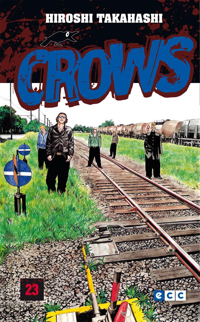Crows #23 (de 26)