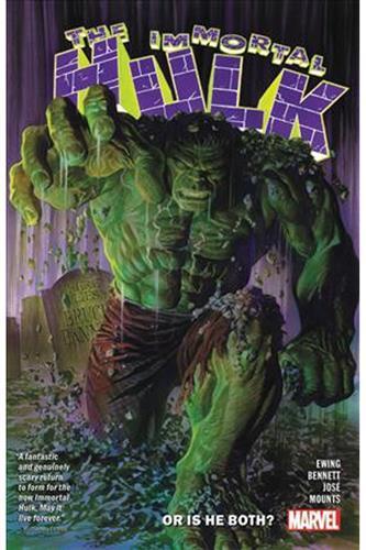 Immortal Hulk 1