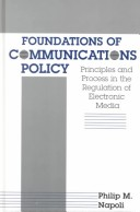 Foundations of Communications Policy