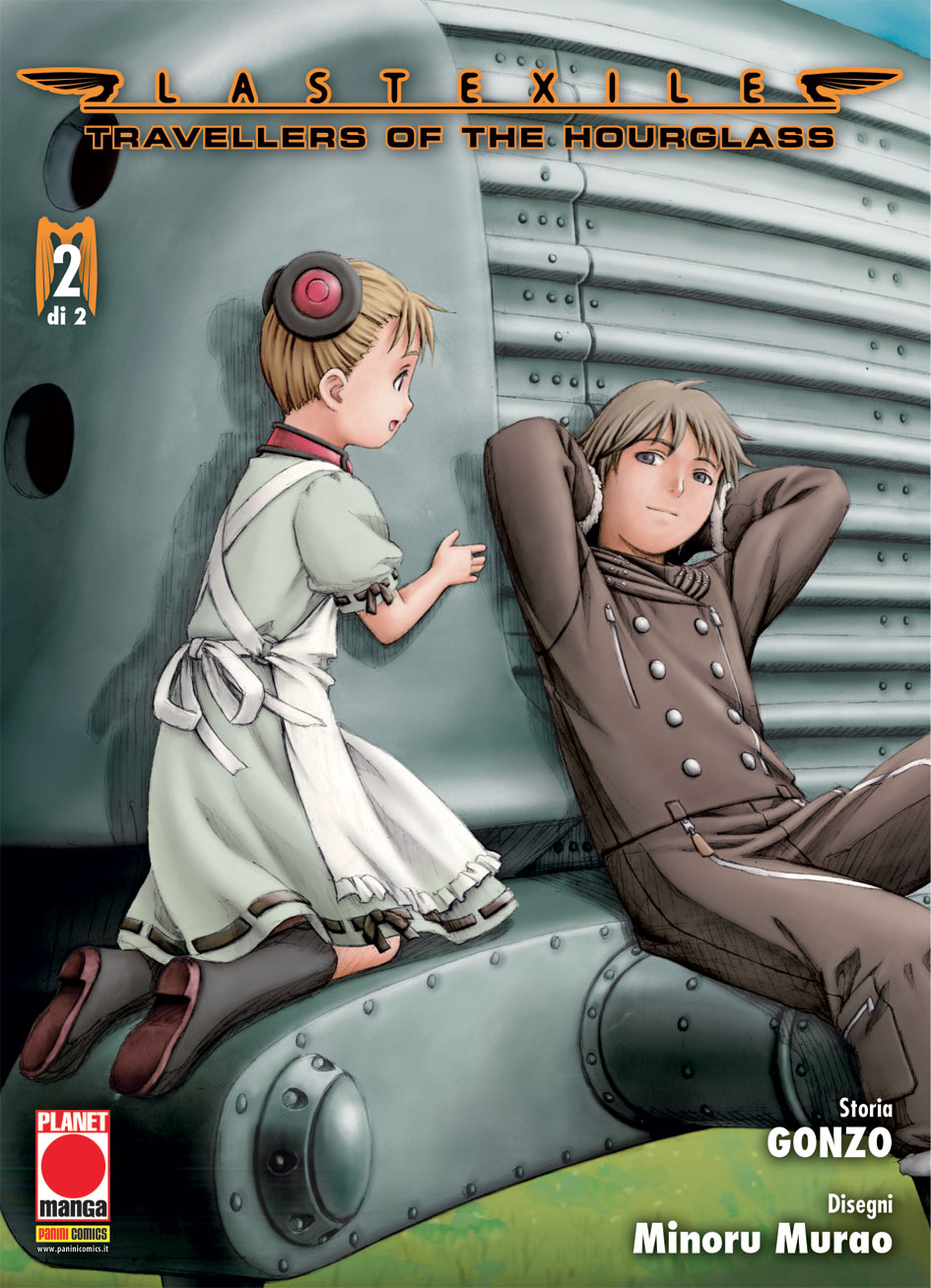 Last Exile - Travellers of the Hourglass vol. 2