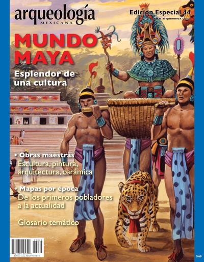 Mundo maya. Esplendor de una cultura
