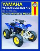 Yamaha YFS200 Blaster ATV