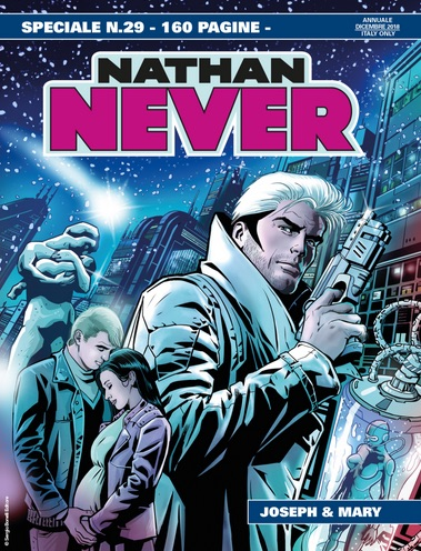 Nathan Never Speciale n. 29