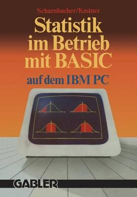 Statistik Im Betrieb Mit Basic Auf Dem Ibm-pc