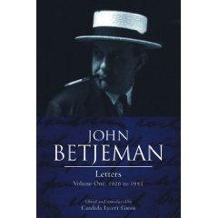 John Betjeman Letter...