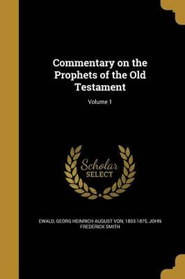 COMMENTARY ON THE PROPHETS OF
