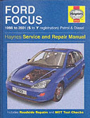 Ford Focus Service and Repair Manual