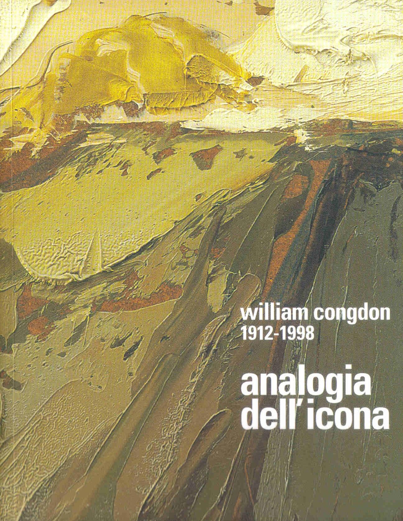 William Congdon, 191...