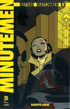 Before Watchmen: Min...