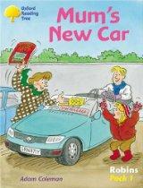 Oxford Reading Tree: Robins: Pack 1: Mum's New Car