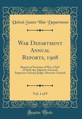 War Department Annua...