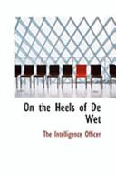 On the Heels of de Wet