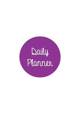 Daily Planner Purple