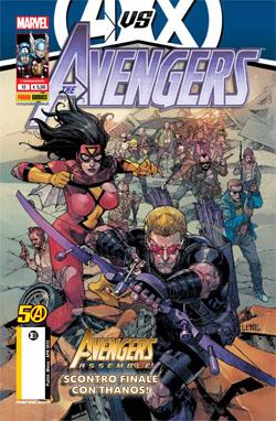 Avengers n. 13