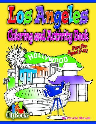 Los Angeles Coloring...