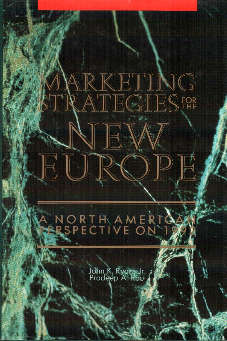 Marketing Strategies for the New Europe