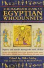 The Mammoth Book of Egyptian Whodunnits