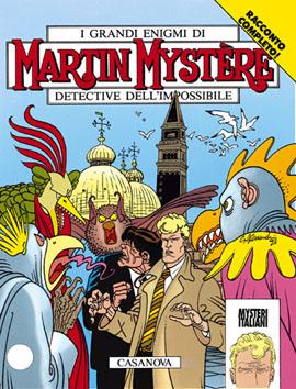 Martin Mystère n. 143
