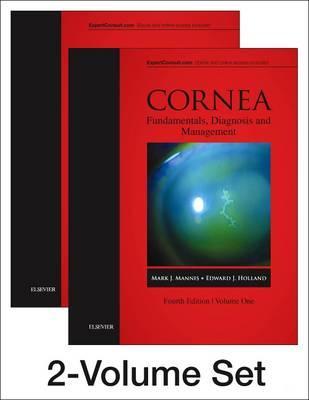Cornea, 2-Volume Set, 4e