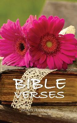 Bible Verses Weekly Planner 2017
