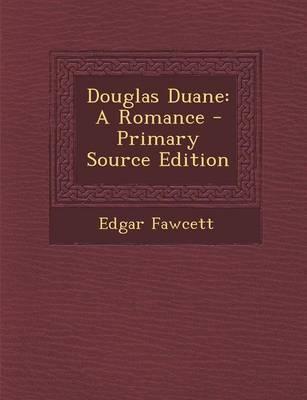 Douglas Duane