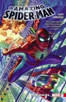 The Amazing Spider-Man Worldwide 1